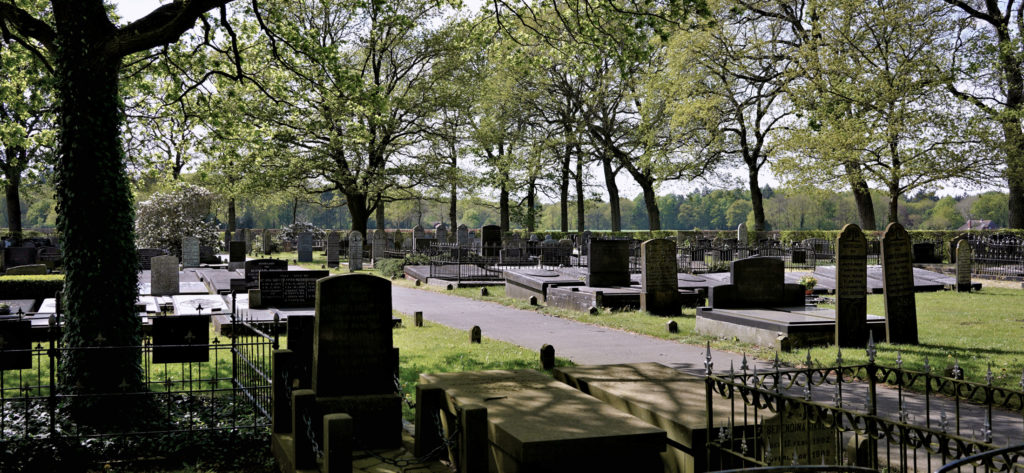 Begraafplaats Noordlaren